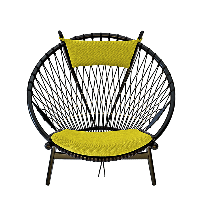 nystyleニイスタイル pp130 circle chair pp130 サークルチェア
